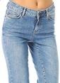 Vero Moda Jean Pantolon | Sally - Slim Flare Mavi
